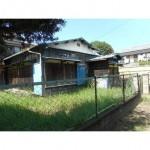 囲まれた家・・・庭付き平屋98万円